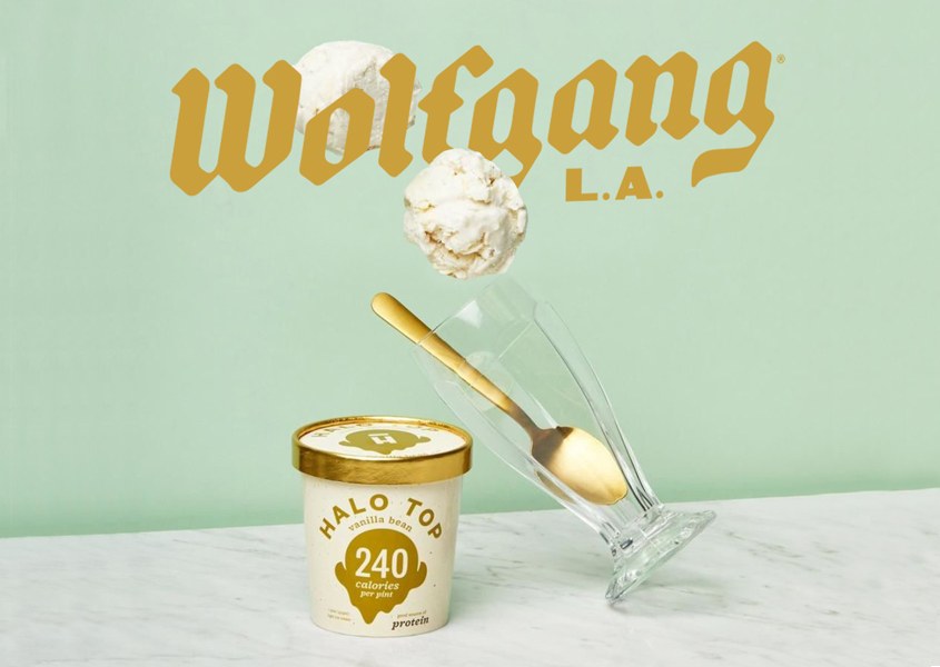 Wolfgang Scoops Up Halo Top Ice Cream Brand