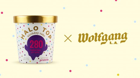 Wolfgang Beats CP+B and Doner to Win Halo Top