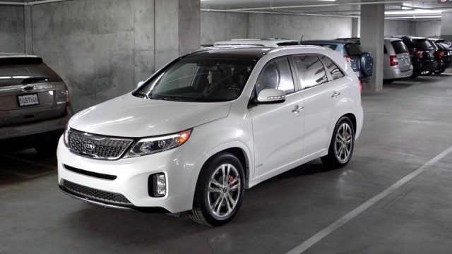 Sorento – Tight Spaces